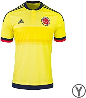 adidas Colombia Home Jersey Youth 2015
