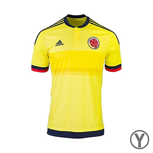 f04a36a02 adidas Colombia Home Jersey Youth 2015