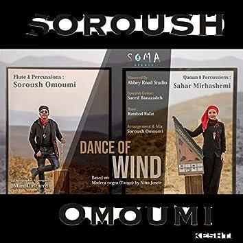 Dance of Wind (feat. Sahar Mirhashemi, Saeed Banazadeh, Rambod Rafat & Mani Dasgerdi)
