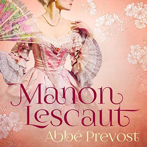 Manon Lescaut audiobook cover art