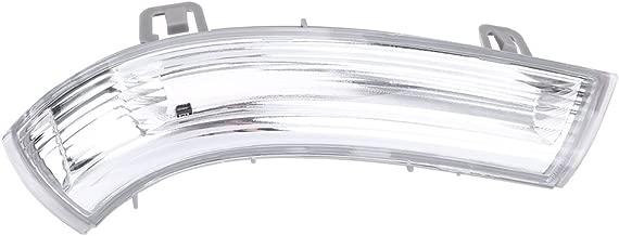 Right Side Wing Mirror Indicator, Keenso Right Wing Mirror Turn Signal Light Bulb for VW MK5 Golf PASSAT JETTA SHARAN Skoda SUBERB SEAT Alhambra 1K0949102