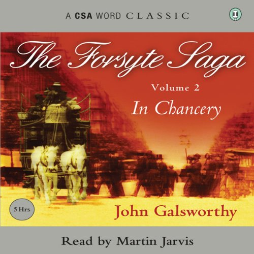 The Forsyte Saga, Volume 2 audiobook cover art