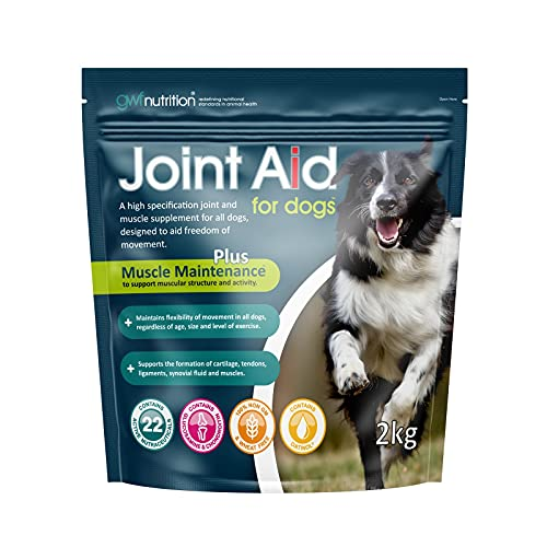 Gro-Well Joint Aid for Dogs 2Kg,