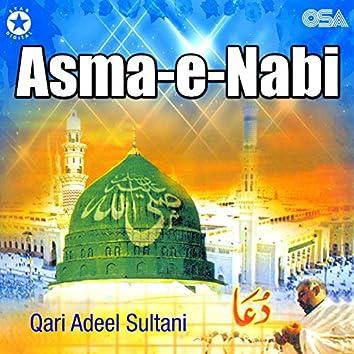 Asma-e-Nabi