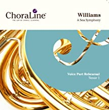 Vaughan Williams A Sea Symphony TENOR 1 Rehearsal CD