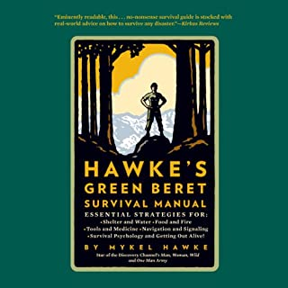 Hawke's Green Beret Survival Manual cover art