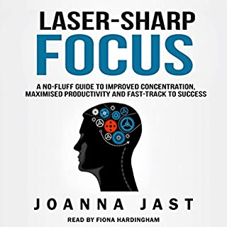 Laser-Sharp Focus cover art