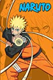 Naruto: Gift Notebook For Series Fans To Write On - Lined Notebook - Perfect Gift for Boys & Girls  Notebook/Journal 6x9 - 100 Pages