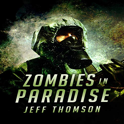 Zombies in Paradise cover art