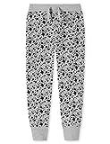 Schiesser Mdchen Punk Rock Sweathose Hose, (Grau 200), (Herstellergre: 116)