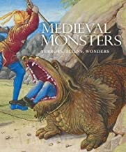 medieval monsters book
