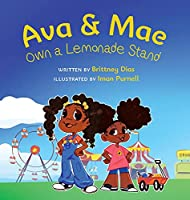Ava & Mae Own a Lemonade Stand