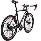 Road Bike TSM 550 21 Speed 54Cm Frame Dual Disc Brake Wheels Bicycle