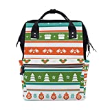 FHTDH Bebé Cambio de pañales Bolsos cambiadores Mochi Summer Beach Sand Starfish Diaper Bags Mummy Tote Bags Large Capacity Multi-Function Backpack for Travel