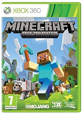 Minecraft (Xbox 360) [Xbox 360] - Game