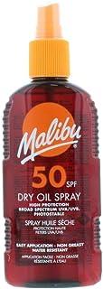 Malibu Dry Oil SPF 50 200ml by Malibu