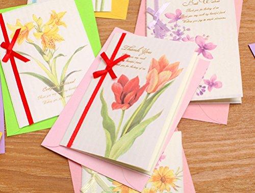 Cherryblossom『花物語メッセージカードAセット』