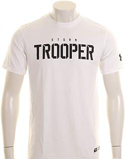 Under Armour Heatgear Skull Trooper Camiseta de Entrenamiento para Hombre