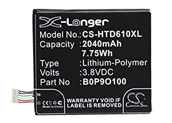 Best htc desire 610 replacement battery Reviews