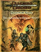 Dungeons and Dragons Adventure Game by Johnathan Tweet (2000-08-02)