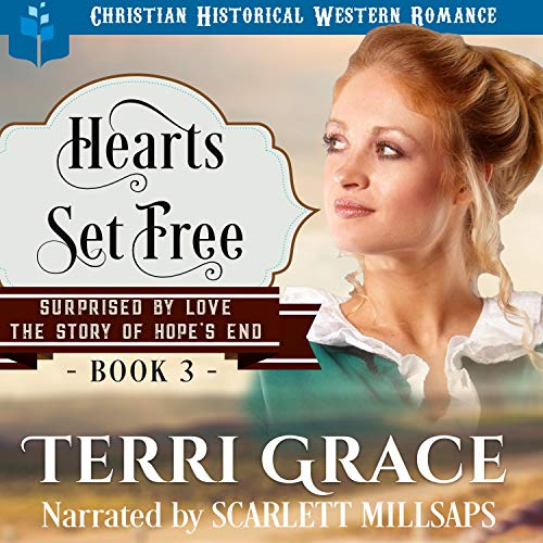Heart's Set Free (Mail Order Bride Western Romance) cover art