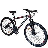 Mountainbike EX-6 29 Zoll Fahrrad MTB Trekkingrad Fitness Bike MTB Gabelfederung Scheibenbremsen