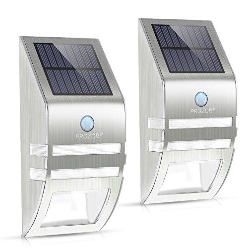 Foco PROZOR con certificado de eficiencia energética