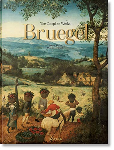 Pieter Bruegel. The Complete Works (Extra large)