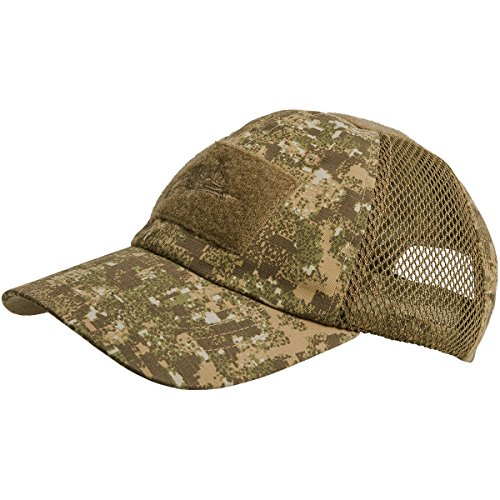 Helikon Tactique Casquette de Baseball Décharger PenCott Badlands