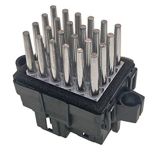 HVAC Blower Motor Control Module Resistor 15-81638 4P1594 15141283 Compatible with Chevy Buick Cadillac GMC Hummer Pontiac Saturn Suzuki