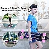 Zoom IMG-1 caroma skateboard per principianti mini