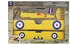 SPAD S.VII German WW1 Fighter Biplane Plastic Model Assembly Kit NewRay