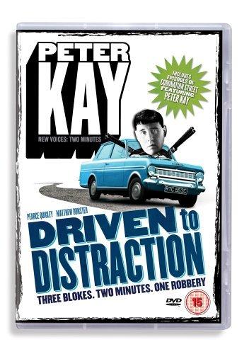 Peter Kay - The Getaway Driver / 3 Coronation Street Episodes