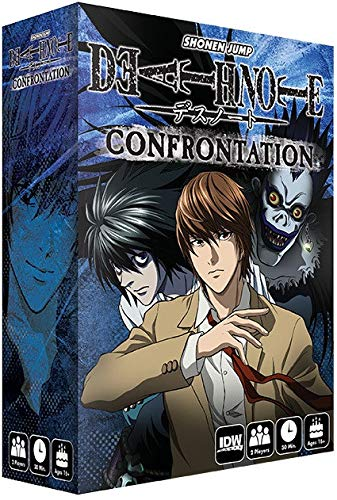 IDW Games IDW01423 Death Note: Confrontation, Mehrfarbig