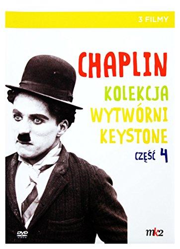 Chaplin Keystone Collection [DVD] [Region 2] (IMPORT) (Keine deutsche Version)