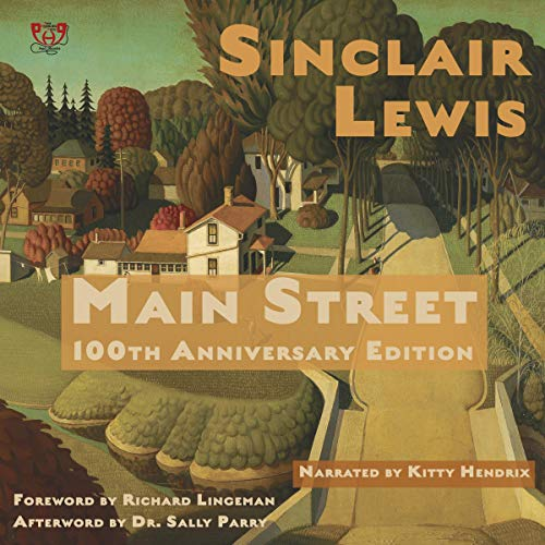 Main Street (Annotated): 100th Anniversary Edition cover art