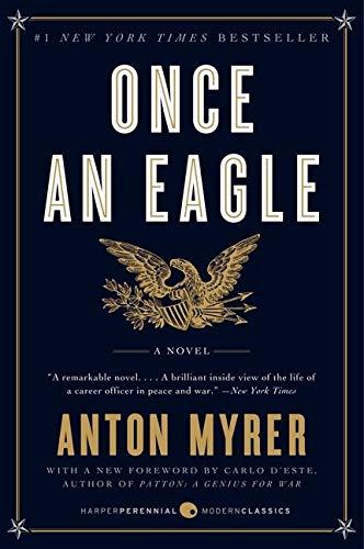 Once an Eagle: A Novel