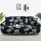 Fundas de sofá elásticas a cuadros para sala de estar, protector de muebles antideslizante, calidad duradera, resistente a las arrugas A7 3 plazas
