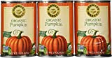 Includes Farmers Market Pumpkin Puree 100% Organic 15oz (Pack of 3) Farmer's Market Organic Pumpkin is rich, smooth and delicious, AND ready to use for everything from baked delights to entrees. Use it in a variety of recipes including pies, muffins,...