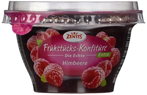 Zentis Frühstücks- konfitüre Himbeere, 8er Pack (8 x 200 g)