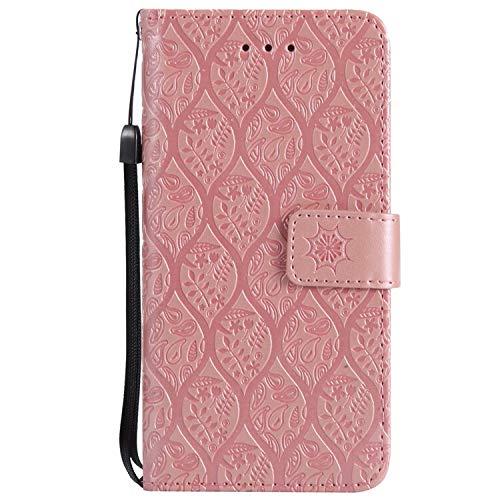 HHF Teléfono móvil Accesorios para Huawei P20 Lite P20 Pro P30 Lite P30 Pro, Caja de Cuero 3D Funda de Cuero Cubierta de la Billetera para Huawei P20 Lite P20 Pro P30 Lite P30 Pro