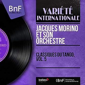 Classiques du tango, vol. 5 (Mono Version)