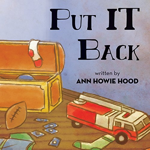 Put It Back audiobook cover art