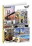 Quo Vadis–Schülerkalender-Cities Los Angeles–September 2017bis August 2018–12x 17cm