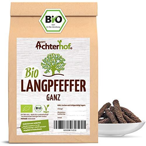 Langpfeffer ganz BIO   250g   bengalischer Langer Pfeffer   Stangenpefffer   Piper longum