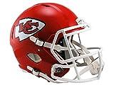 Riddell NFL Kansas City Chiefs Full Size Speed Replica Football Helmet