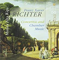 Concertos for Oboe Flute & Chamber Music by Musica Alta Ripa