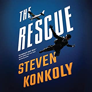 The Rescue     Ryan Decker, Book 1              By:                                                                                                                                 Steven Konkoly                               Narrated by:                                                                                                                                 Thom Rivera                      Length: 10 hrs and 59 mins     4 ratings     Overall 4.5