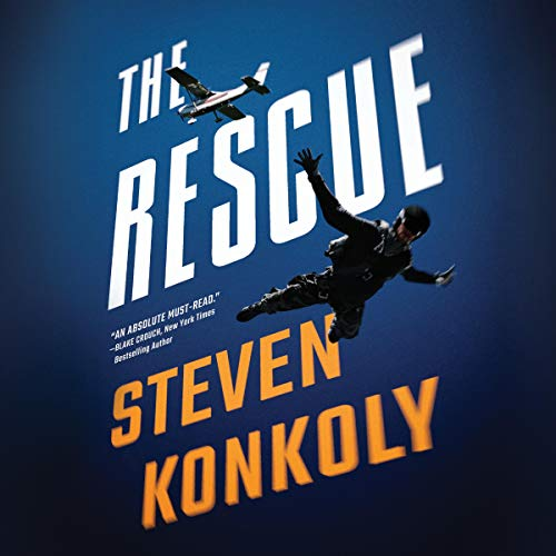 The Rescue     Ryan Decker, Book 1              Written by:                                                                                                                                 Steven Konkoly                               Narrated by:                                                                                                                                 Thom Rivera                      Length: 10 hrs and 59 mins     1 rating     Overall 4.0