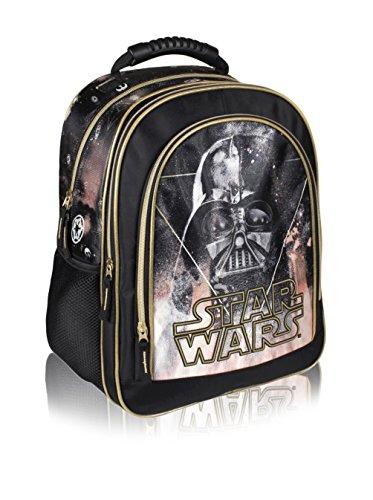 Star Wars Mochila Premium Darth Vader Negro